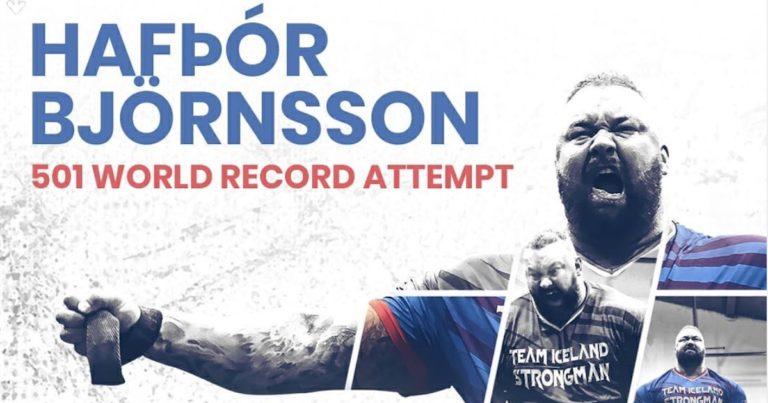 Hafthor Bjornsson How To