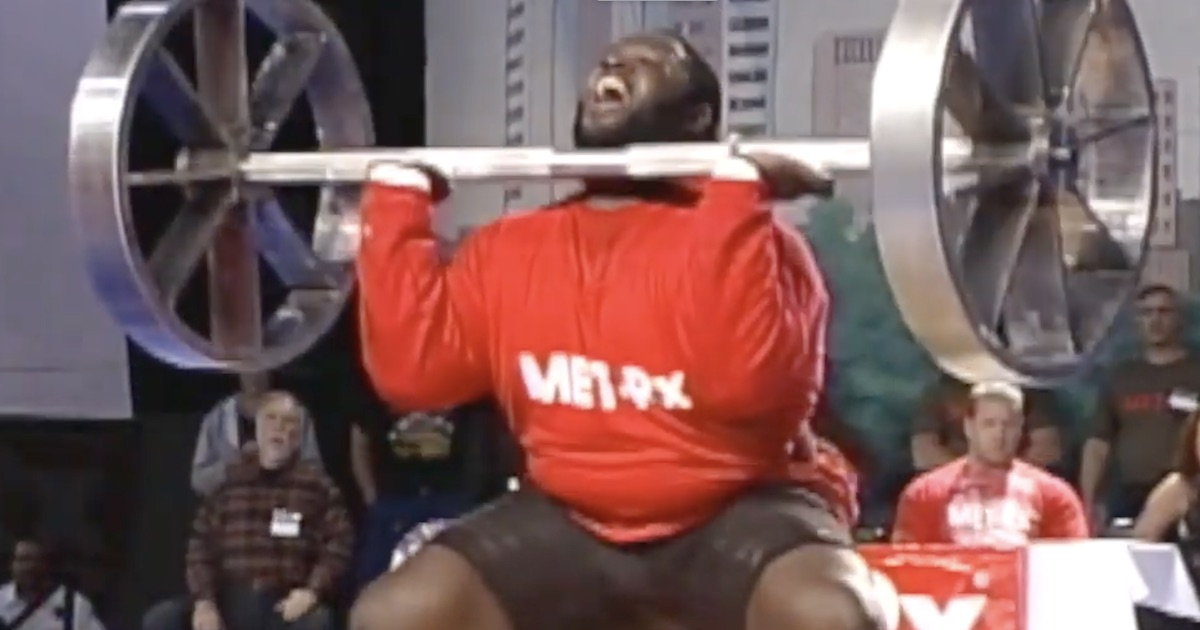 Mark Henry Tells How He Won The First Arnold Strongman Classic Barbend