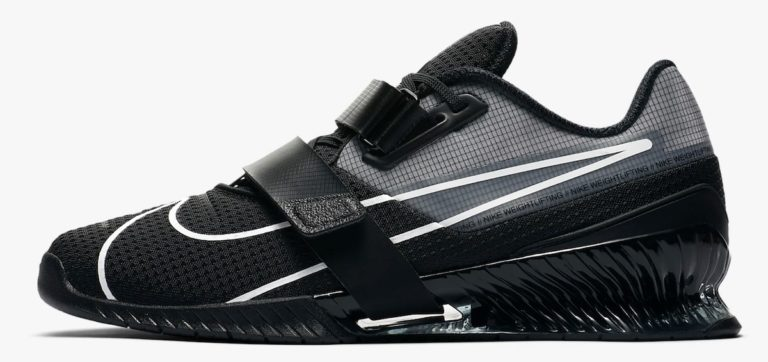 Calling All Weightlifters, the Nike Romaleos 4 Are Officially Out