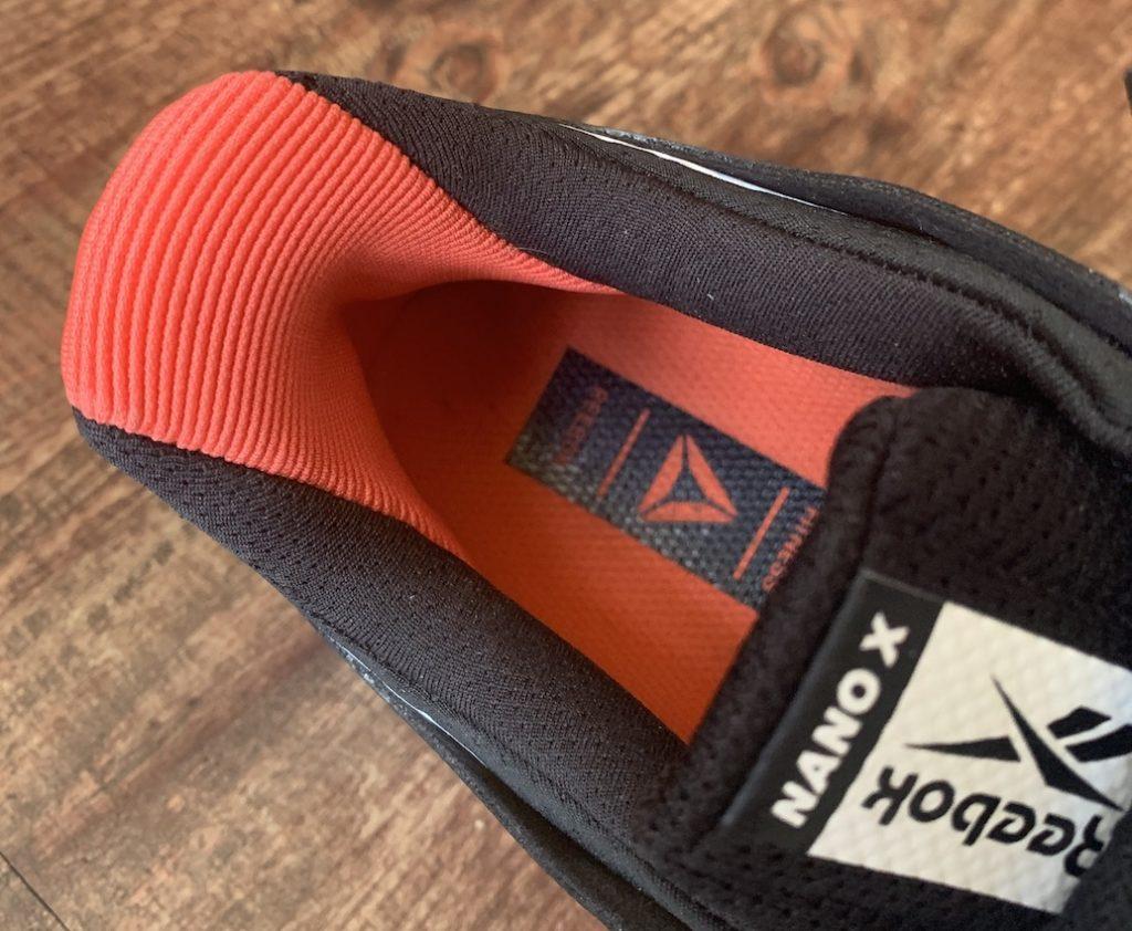 Reebok Nano X Heel