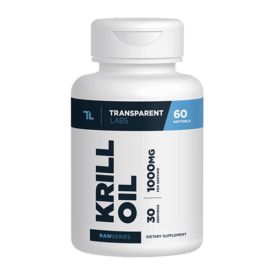 Transparent Labs CoreSeries Krill Oil