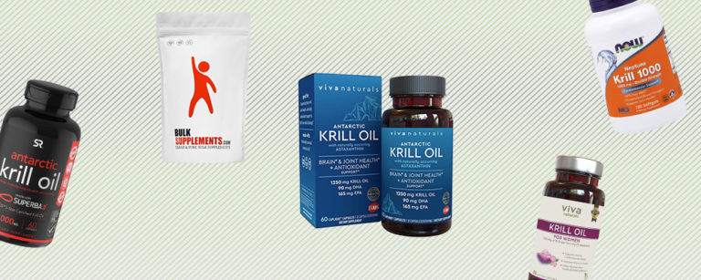 best krill oil supplements