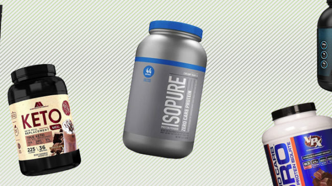 best low carb protein powder