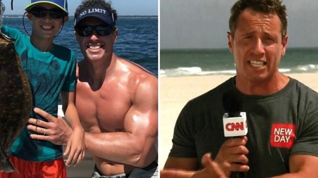chris cuomo instagram workouts