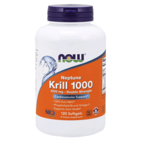 NOW Supplements Neptune Krill