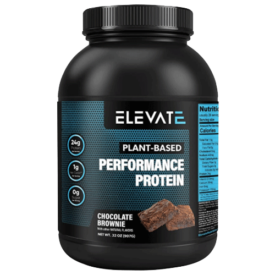 Elevate Nutrition Plant Based Vegan Protein