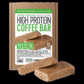 Coffee Snax High Protein Coffee Bar
