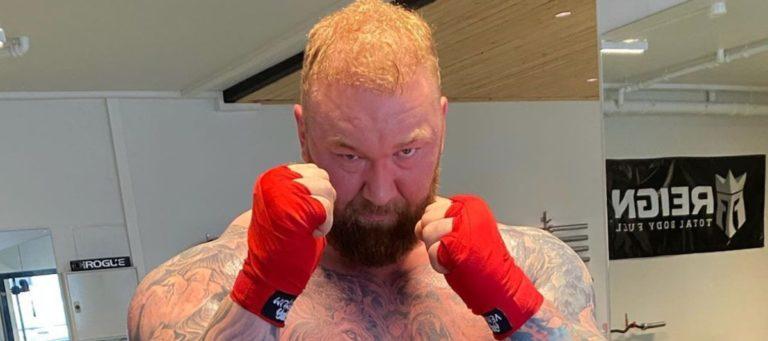 Hafthor Boxing