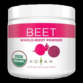 Koyah Beet Whole-Root Powder