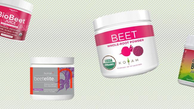 best beet powder