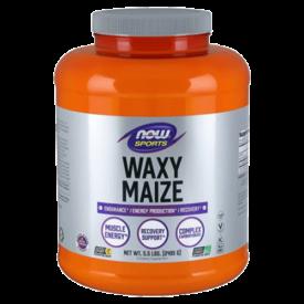 NOW Sports Nutrition Waxy Maize Powder
