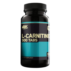 Optimum Nutrition L-Carnitine 500mg Tablets