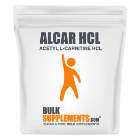 BulkSupplements.com ALCAR HCl