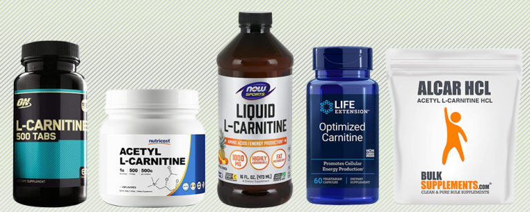 L-carnitine Featured Image