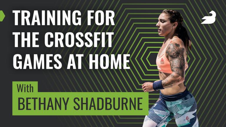 Bethany Shadburne CrossFit Games