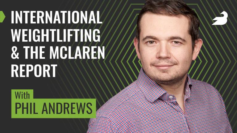 Phil Andrews IWF Podcast