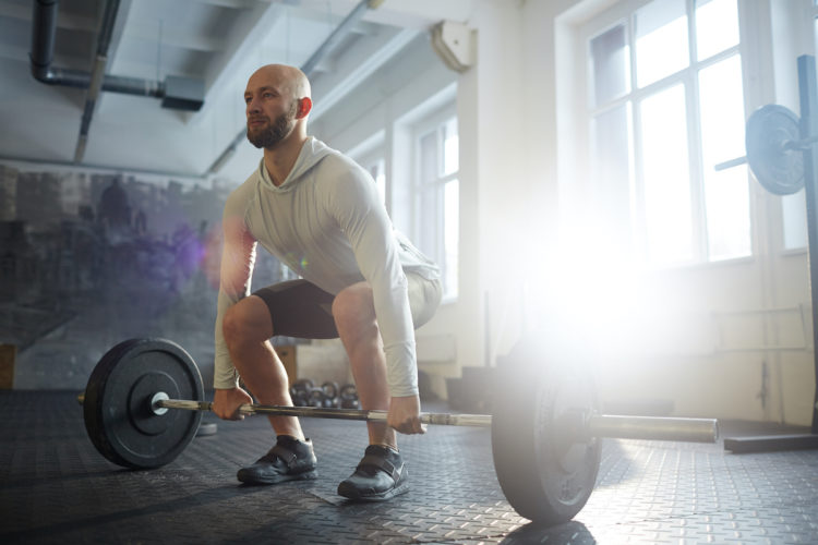 Deadlift Sunlight