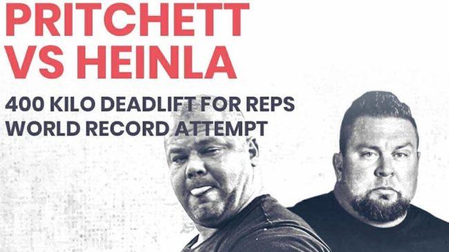 Heinla vs Pritchett