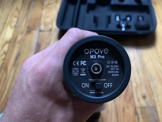 OPOVE M3 Pro Specs