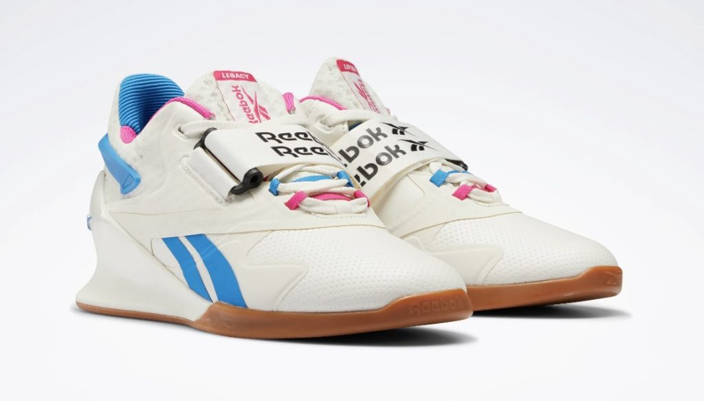 templo Incorrecto parásito  The Reebok Legacy Lifter IIs Look Super Clean (First Look Photos!) - BarBend