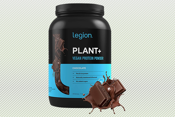 Vegan Protein Powders Best Overall