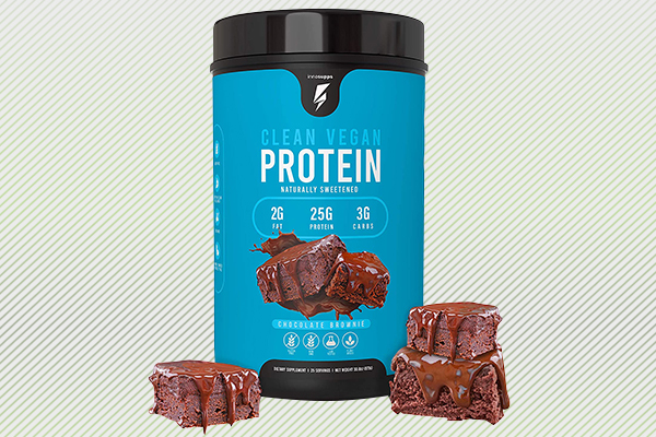 Vegan Protein Powders Most Protein Per Calorie