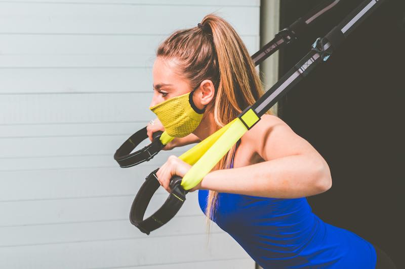 trx mask workout