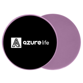 AZURELIFE Exercise Core Sliders