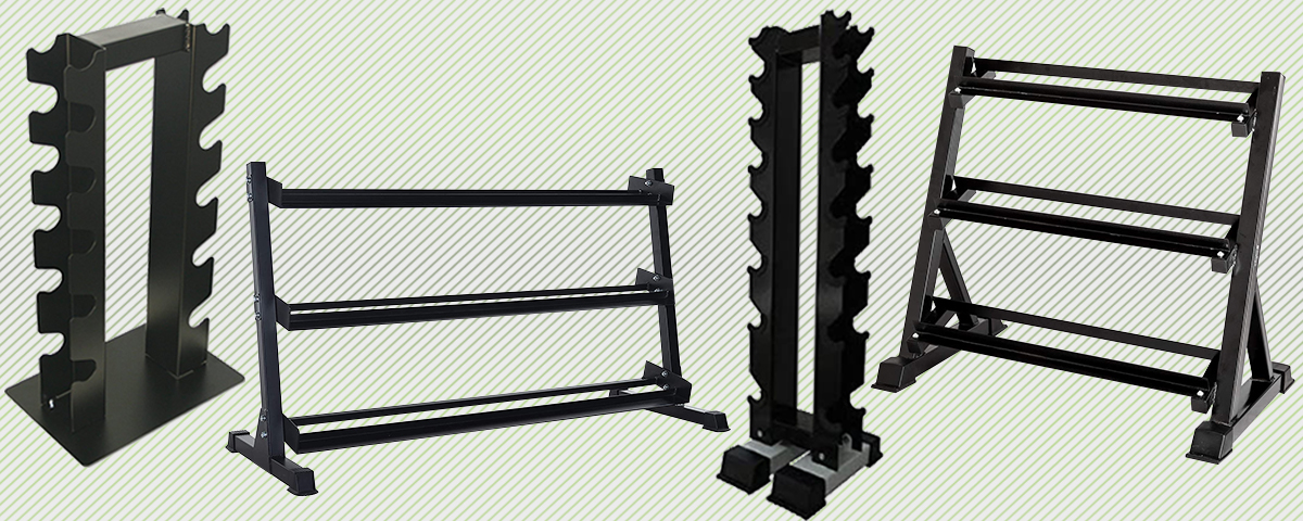 Best Dumbbell Rack Featured