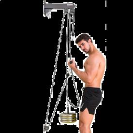 CKIDS Tricep Workout Machine