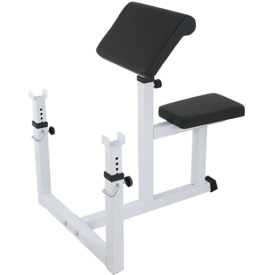 F2C Arm Curl Weight Bench