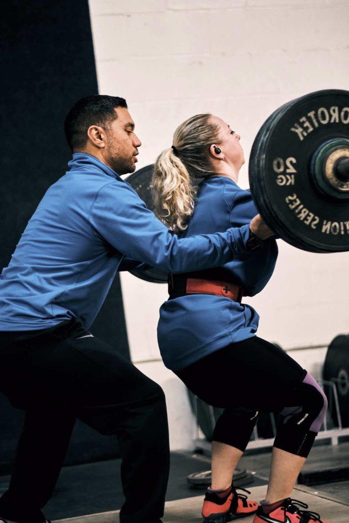 Front Squat Coaching