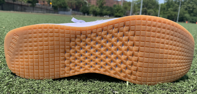 NOBULL Mesh Runner Construction