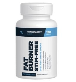 Transparent Labs Fat Burner Stim-Free
