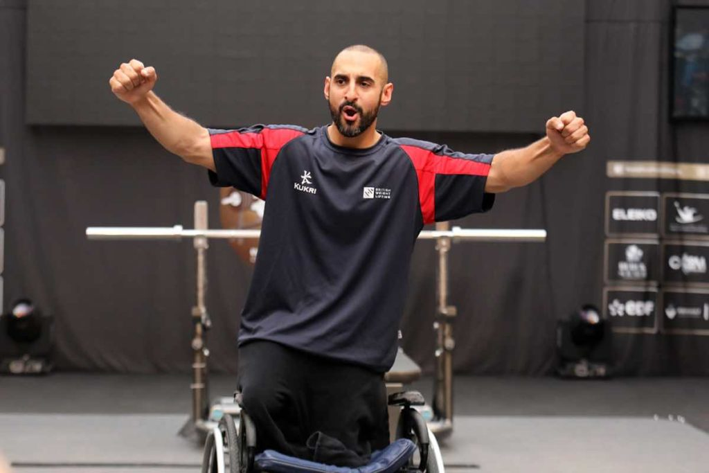 Ali Jawad Gym Setting