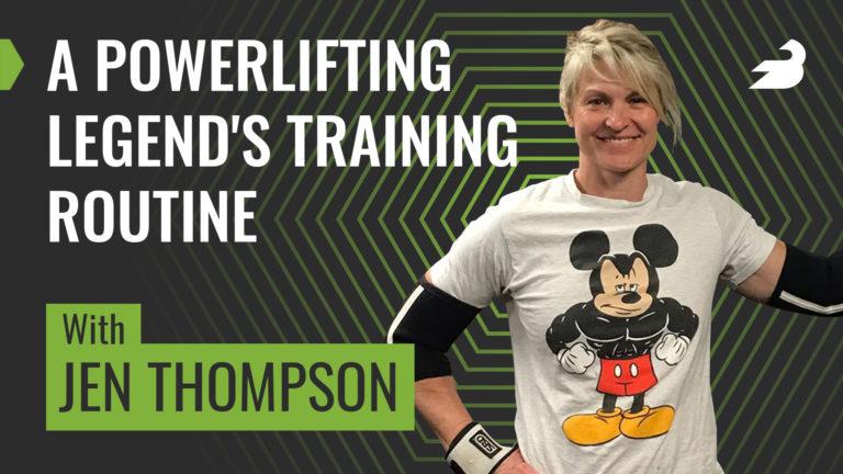 Jen Thompson BarBend Podcast