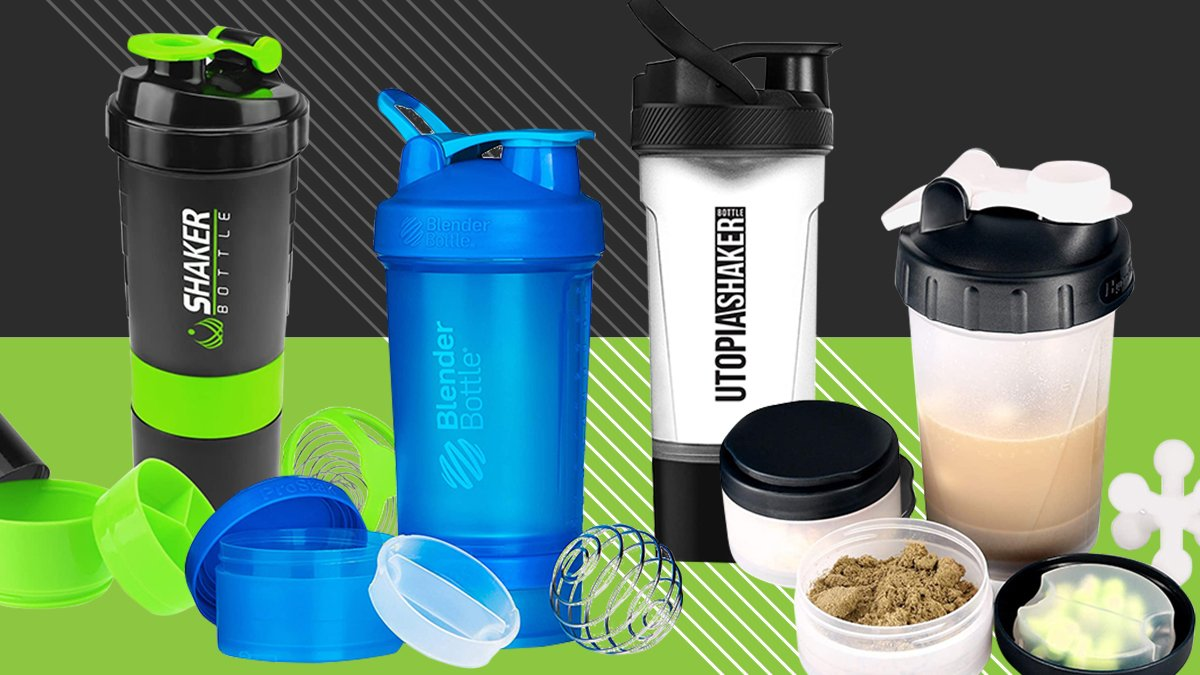 Best Shaker with Storage