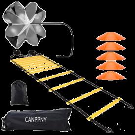 CANPPNY Speed & Agility Training Kit