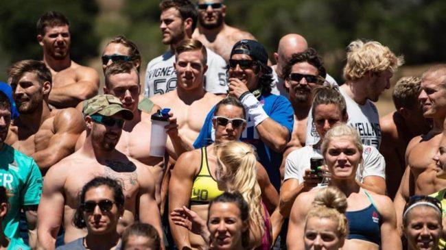 CrossFit Athletes
