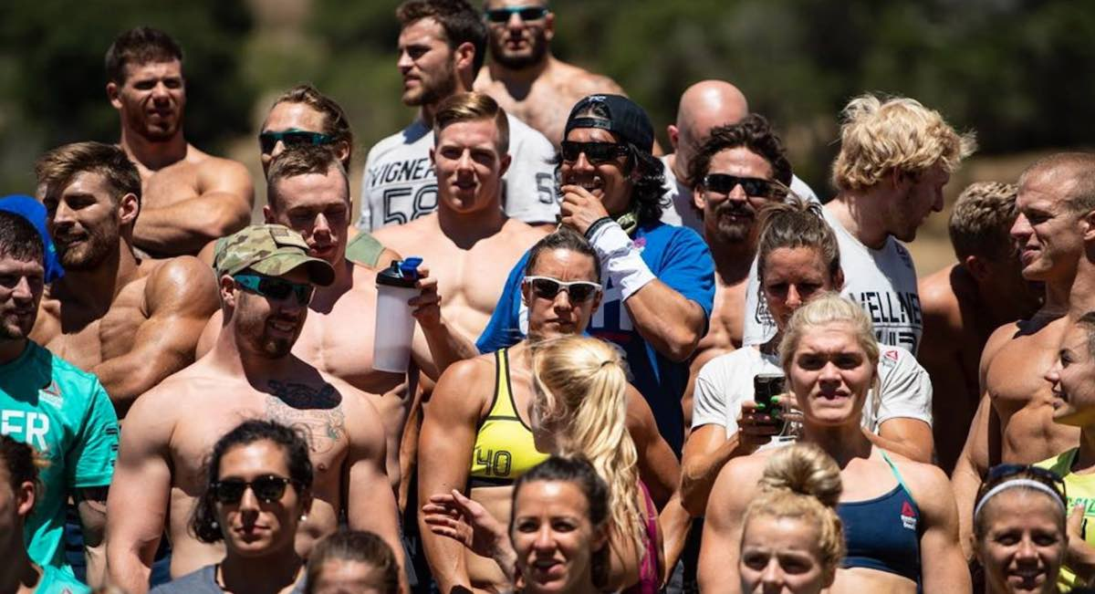 2020 CrossFit Games to Move to Hybrid Online Model, Top 5 Men and Women to Compete in Person - BarBend