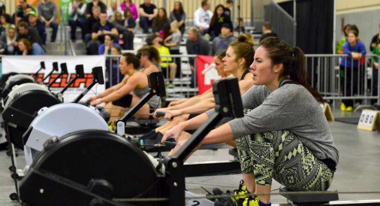 Emily Beers Rowing