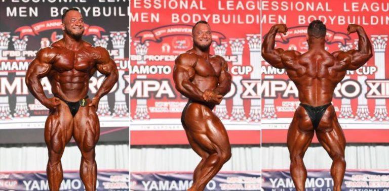 Hunter Labrada Bodybuilding