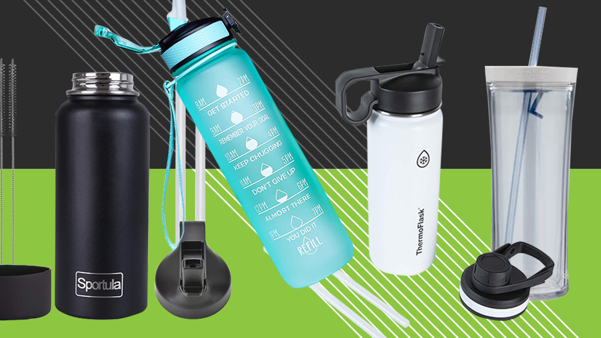 Best Shakers with Straw
