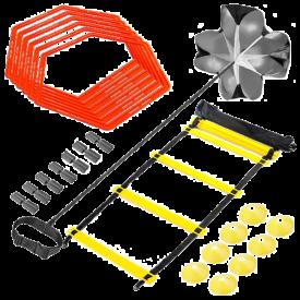Sportout Agility Ladder Set