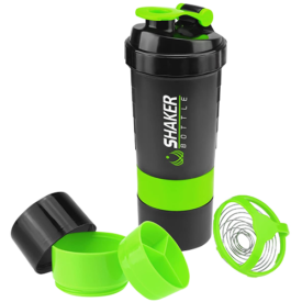 VIGIND Protein Shaker Bottle