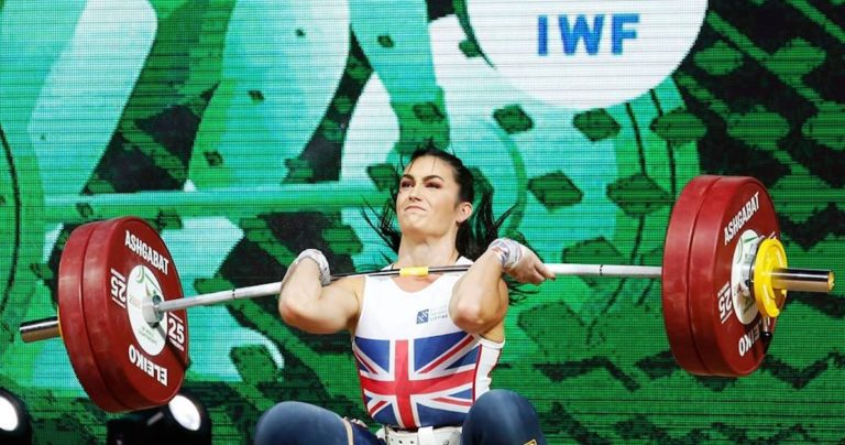 Sarah Davies, Lu Xiaojun Named to IWF Athletes Commission