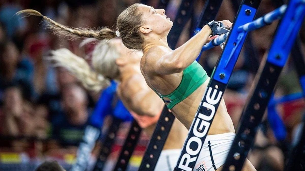 2020 Reebok CrossFit Games Stage One Events 1 Through 6 Announced - BarBend