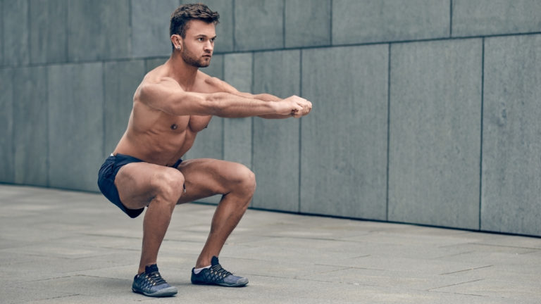 best bodyweight exercises squat