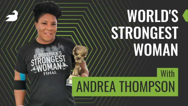 Andrea Thompson BarBend Podcast