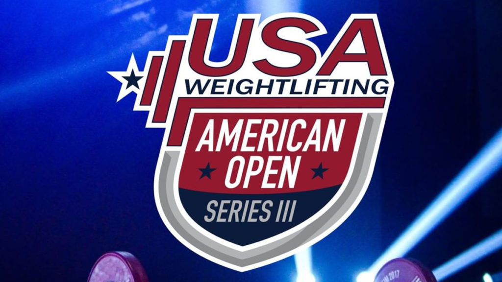 USAW American Open Series 3
